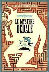 vignette de 'enquêtes d'Hermès (Les) n° 1<br /> mystère Dédale (Le) (Richard Normandon)'