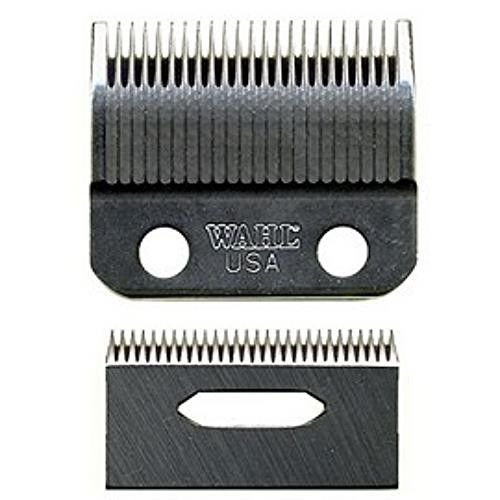 New Clipper Blades (fastoworld Wahl Professional 1045 2 Hole Precision Clipper Blade Set NEW)