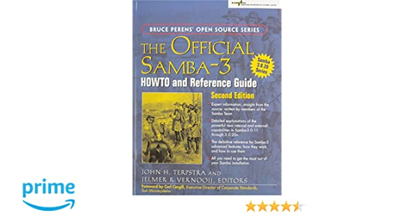The official samba 3 howto and reference guide 2nd edition john h the official samba 3 howto and reference guide 2nd edition john h terpstra editor jelmer r vernooij editor 0076092039990 amazon books fandeluxe Image collections