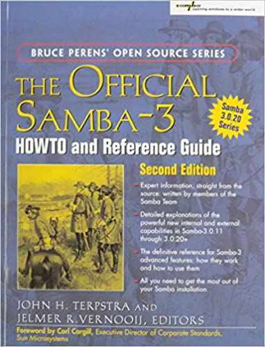The official samba 3 howto and reference guide 2nd edition john h the official samba 3 howto and reference guide 2nd edition 2nd edition fandeluxe Image collections