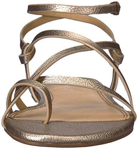 Splendid Women's Flynn Sandal, Champagne, 7 Medium US by Splendid (Image #4)