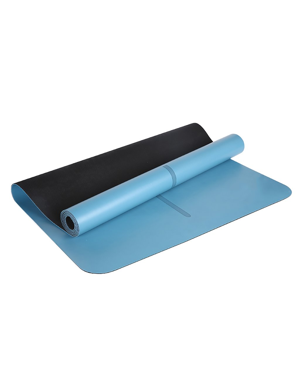 AJZGF Slide Rubber Yogamatte Tragbare Fitness Matte Position Balance Pad Tanz-Fitnessmatte