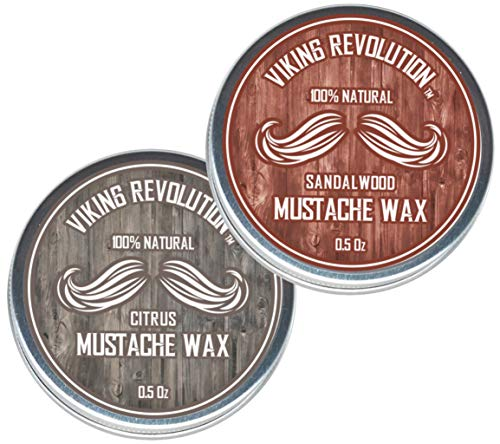 Mustache Wax Pack Moustache Sandalwood