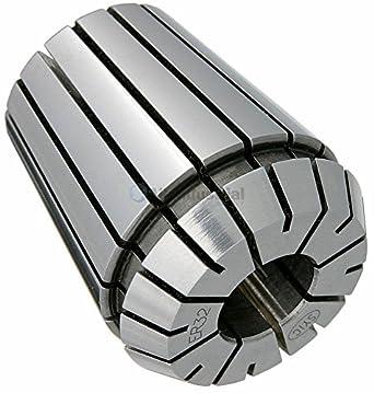 TECHNIKS 5//8 SUPER PRECISION ER25 COLLET .0002 ACCURACY CNC CHUCK MILL
