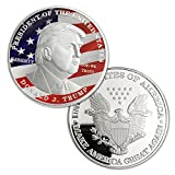 President Donald Trump Silver Commemorative Novelty Coin