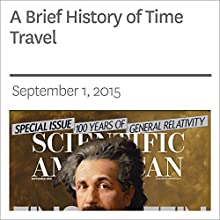 A Brief History of Time Travel Other by Tim Folger Narrated by Mark Moran