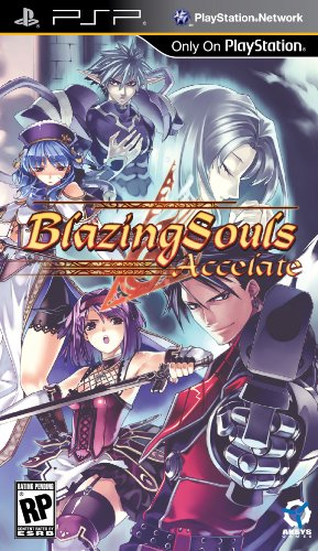 Blazing Souls - Accelate