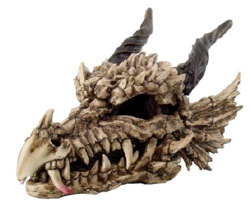 Dragon Skull Statue - Large 27