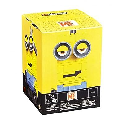 Mega Construx Kubros Despicable Me Minion Building Kit: Toys & Games