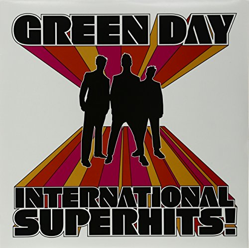 Vinilo : Green Day - International Superhits! (LP Vinyl)