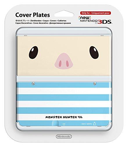 New Nintendo 3ds Cover Plates [Nintendo 3DS]No.038 (monster hunter 4G).