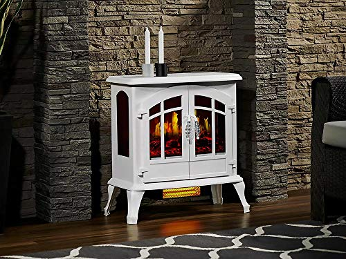 Comfort Smart Freestanding Electric Stove White