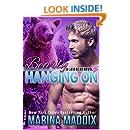 Bearly Hanging On (A Werebear Shifter BBW Romance) (Laid Bear)