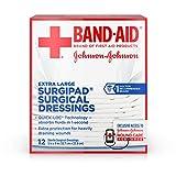 BAND-AID Surgipad Surgical Dressings Extra Large 5