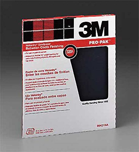 3m Wet Or Dry Tri-M-ITE Paper Sheets 320 A 9