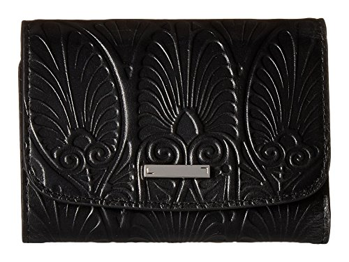 Lodis Accessories Women's Denia Mallory French Purse Black One Size ()