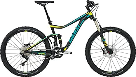 Giant Trance 2 LTD – bicicleta de montaña 27,5 pulgadas ...