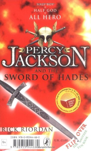 Percy Jackson and the Sword of Hades/Horrible Histories: Groovy Greeks: World Book Day (Percy Jackson and the Olympians)