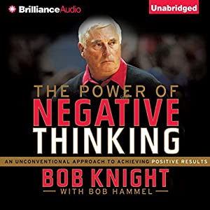 The Power of Negative Thinking Audiobook