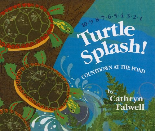 Turtle Splash!: Countdown at the Pond by Perfection Learning (Image #1)
