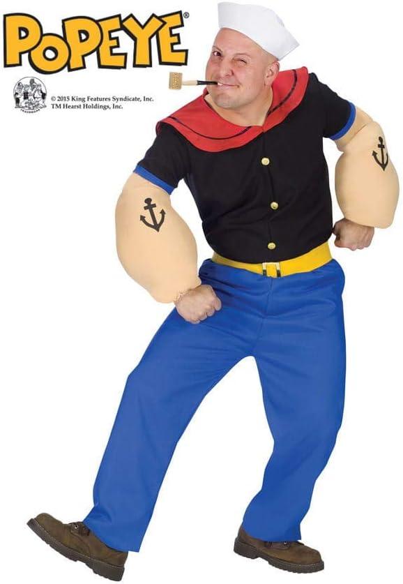 Popeye vestuario original ML: Amazon.es: Juguetes y juegos