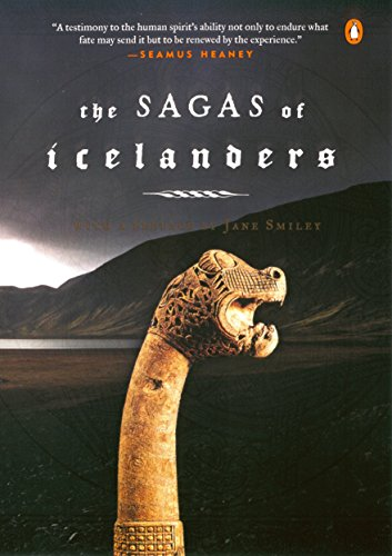 Books : The Sagas of Icelanders: (Penguin Classics Deluxe Edition)