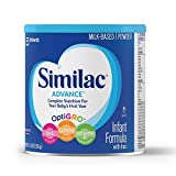 Similac Advance Infant Formula with Iron, Baby