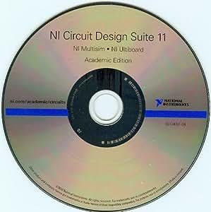 NI Multisim 11 (Student Edition) Plus Electronics Workbench Tutorial