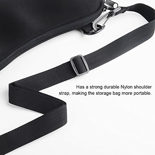 PERGEAR Gimbal Case Carrying Bag for Zhiyun Smooth 4, Hohem Isteady Mobile 2, Hohem Isteady Pro, DJI Osmo Pocket, DJI Osmo Mobile 2, Moza Mini S, Snoppa Atom, Feiyu G6 Plus, Feiyu G6