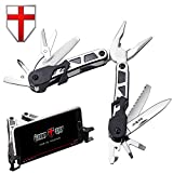 Grand Way Multifunction Multipurpose Multitool with Pliers – Small Pocket Folding Tool Set – Best 13 in 1 Multifunctional Kit 2244 Review