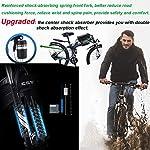 Hyuhome-Mountain-Bike-Elettrico-per-Adulti-Pieghevole-MTB-Ebikes-Uomo-delle-Signore-delle-Donne-360W-36V-810-13Ah-all-Terrain-26-Mountain-BikeCommute-Ebike