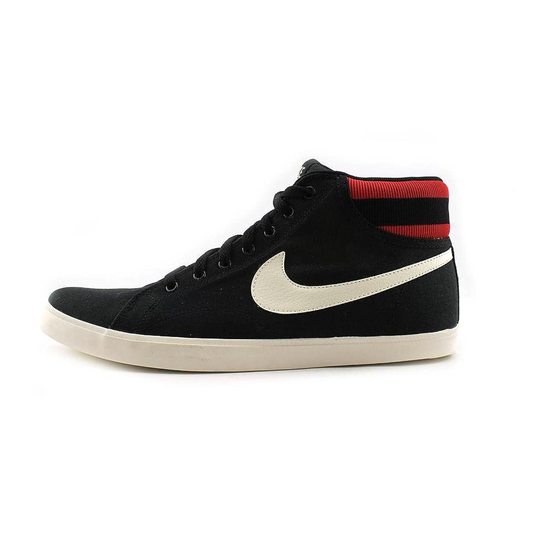Amazon.com | Nike Eastham Mid Txt Mens Size 13 Black Textile Sneakers Shoes  | Shoes