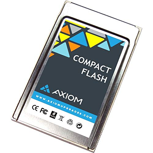 Image of Axiom Linear Flash Card for Cisco CompactFlash Cards