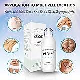 SmoBea 50ml kit Hair Growth Inhibitor Cream + Hair
