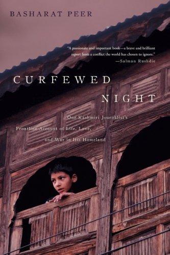 Curfewed night by basharat peer.