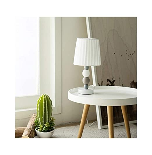 Uexfy Bonita lámpara de Mesa Lámpara de Mesa Nordic Ceramic ...