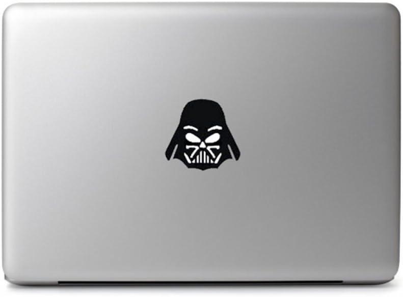 Darth Vader Apple Head Macbook Vinyl Sticker Laptop Skin