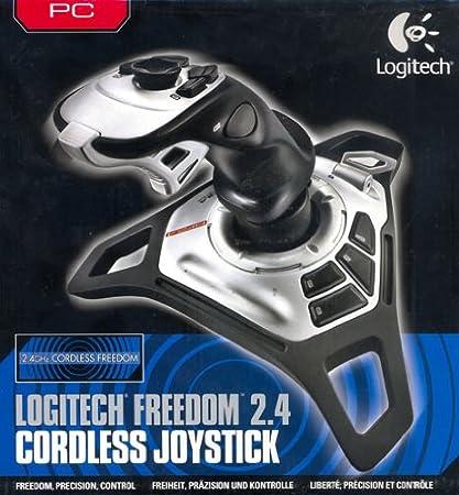 DRIVERS LOGITECH FREEDOM CORDLESS JOYSTICK