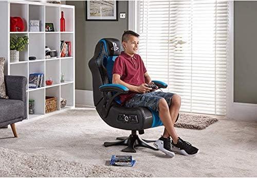 Siege Gaming - Sony Legend 2.1 - noir/bleu