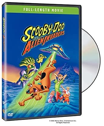 Scooby Doo  Alien Invaders DVD Region 1 US Import NTSC  Amazon.co.uk ... cf33f3326