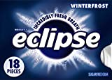 Eclipse Winterfrost Sugarfree Gum, 18 Count