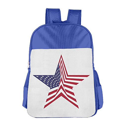 GABRIELA ROSALES Eagle USA Flag Elegant Eye-catching Color Unisex Bag Children's Backpack Bag School Sport Bags Shoulder Backpacks Kids' Schoolbag Bags - Foothills The Mall