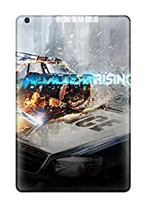 Awesome Defender Tpu Hard Case Cover For Ipad Mini- Metal Gear Rising Revengeance