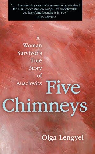 Amazon five chimneys the story of auschwitz ebook olga five chimneys the story of auschwitz by lengyel olga fandeluxe Choice Image