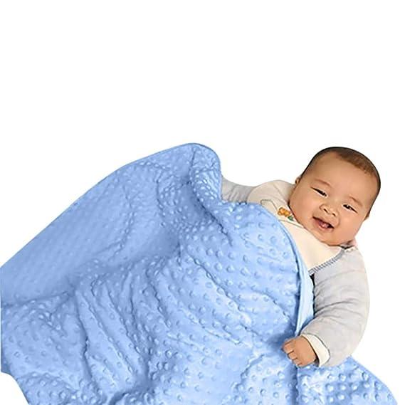 Mitlfuny Invierno Franela Swaddle Wrap Saco de Dormir para Bebé Niños Manto Envolvente Recién Nacido Manta