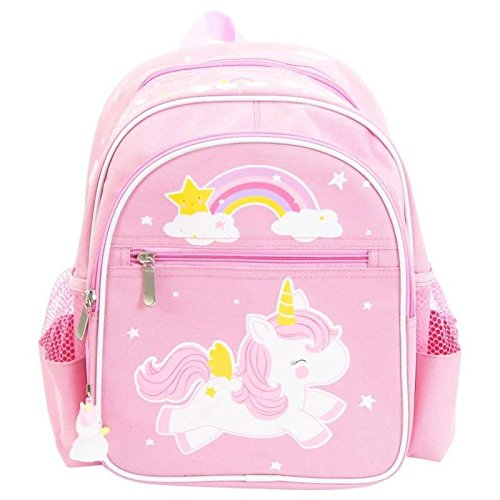 A Little Lovely Company BPUNYL08 - Mochila mini, diseño unicornio