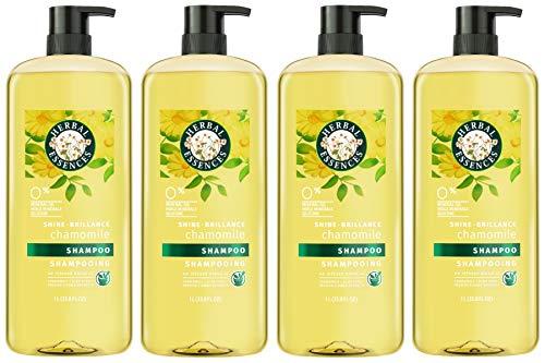 (Herbal Essences Shine Collection Shampoo, 33.8 fl oz)
