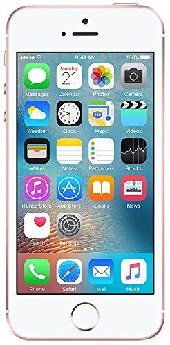 iPhone SE 64GB Rose Gold Vodafone Refurbished Good: Amazon