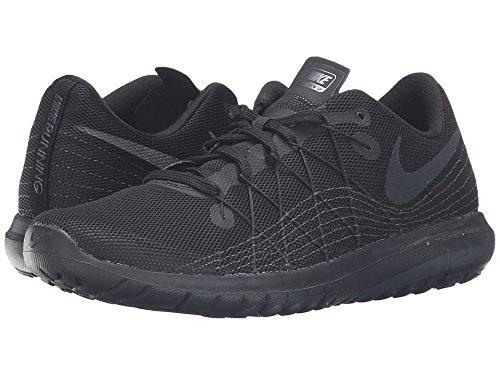 new style 4e18d 5b7ed Nike Flex Fury 2 Black/Anthracite/Black Women's Running ...