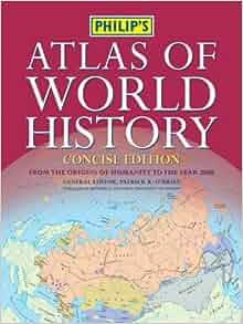 Philips' World Atlas, First Edition
